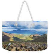 Keswick And Derwent Water From Crag Hill Weekender Tote Bag