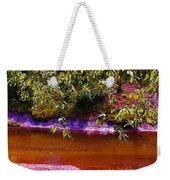 The View From Heaven On Earth Weekender Tote Bag