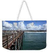 The View From Here Weekender Tote Bag
