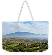 The View From Mum And Dads Weekender Tote Bag