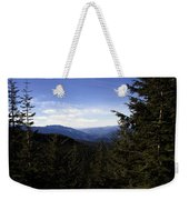 The View From Nf 7605 No 1 Weekender Tote Bag