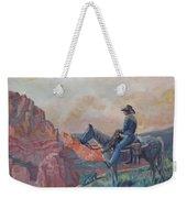 The View Weekender Tote Bag