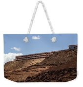 The View Hotel - Monument Valley - Arizona Weekender Tote Bag