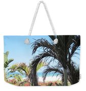 The View Of Paradise Weekender Tote Bag
