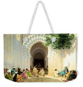 The Village Counselor Weekender Tote Bag