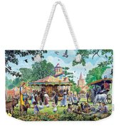 The Village Fayre  Weekender Tote Bag
