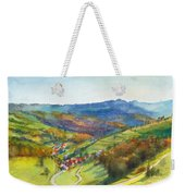 The Village Of Wieden In The Black Forest Weekender Tote Bag
