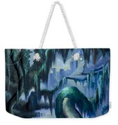 The Vine And The Alter Weekender Tote Bag