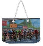 The Vuelta Weekender Tote Bag by Paul Meijering