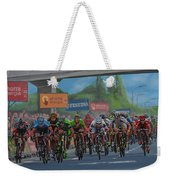 The Vuelta Weekender Tote Bag