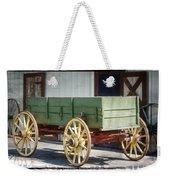 The Wagon Weekender Tote Bag