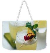 The Wahine Cocktail Weekender Tote Bag