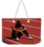 The Wait Weekender Tote Bag