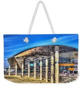 The Wales Millennium Centre Weekender Tote Bag