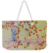 The Walk To A Woman Weekender Tote Bag