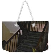 The Walk-up Weekender Tote Bag