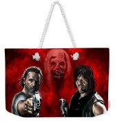 The Walking Dead Weekender Tote Bag