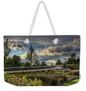 The Walking Path Weekender Tote Bag