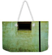 The Wall And The Lamppost Weekender Tote Bag