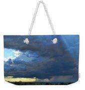The Wall Cloud Weekender Tote Bag
