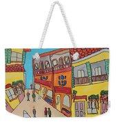 The Walled City Weekender Tote Bag