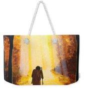 The Wandering Ascetic Weekender Tote Bag