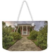 The Ward Mansion - Conway - Arkansas Weekender Tote Bag