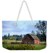 The Warmth Of The Barn Weekender Tote Bag