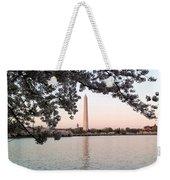 The Washington Monument  Weekender Tote Bag
