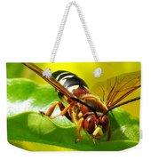 The Wasp Weekender Tote Bag