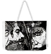 The Watchers Of Death Weekender Tote Bag