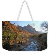 The Watchman Weekender Tote Bag