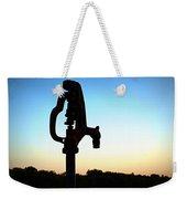 The Water Hydrant Weekender Tote Bag