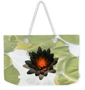 The Water Lilies Collection - Photopower 1034 Weekender Tote Bag
