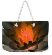 The Water Lilies Collection - Photopower 1036 Weekender Tote Bag