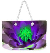 The Water Lilies Collection - Photopower 1115 Weekender Tote Bag
