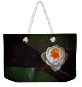 The Water Lily Weekender Tote Bag