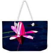 The Water Lily... Weekender Tote Bag