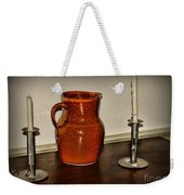 The Water Pitcher Weekender Tote Bag