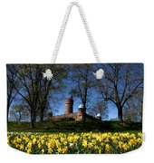 The Water Tower Weekender Tote Bag