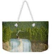 The Waterfall... Weekender Tote Bag