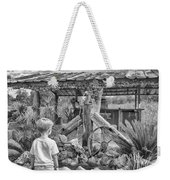 The Watering Hole Weekender Tote Bag