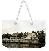 The Waterworks Weekender Tote Bag