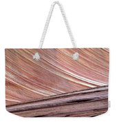 'the Wave' North Coyote Buttes 02 Weekender Tote Bag