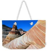 'the Wave' North Coyote Buttes 10 Weekender Tote Bag