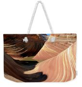 'the Wave' North Coyote Buttes 19 Weekender Tote Bag