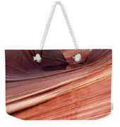 'the Wave' North Coyote Buttes 62 Weekender Tote Bag
