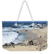 The Waves - The Sea Weekender Tote Bag