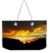 The Way A New Day Shines Weekender Tote Bag