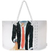 The Weariness Weekender Tote Bag